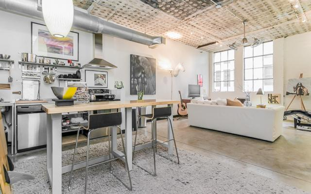 Deep Ellum Loft Apartments